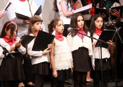 BA Children´s Choir aus Ägypten