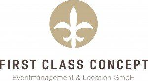 Logo First Class Concept