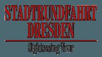 Logo der Stadtrundfahrt Dresden beim Kinderchorfestival Dresden