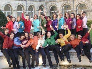 Chanteuses Choeur du Conservatoire de Strasbourg