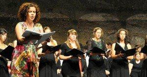 Mädchenchor des Musischen Gymnasiums Salzburg aus Österreich