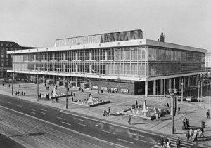 Kulturpalast Dresden - früher
