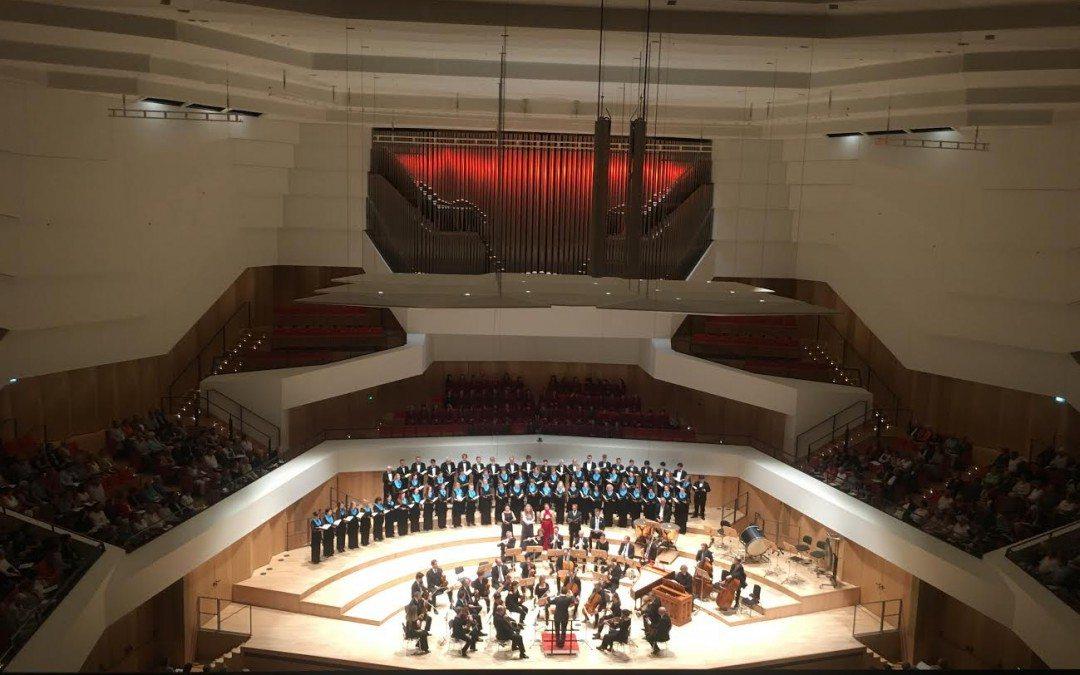 Wir gratulieren herzlich dem 50-jährigen Bestehen der Philharmonischen Chöre Dresden