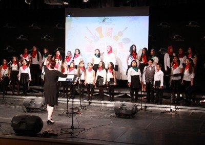 BA Children´s Choir aus Ägypten