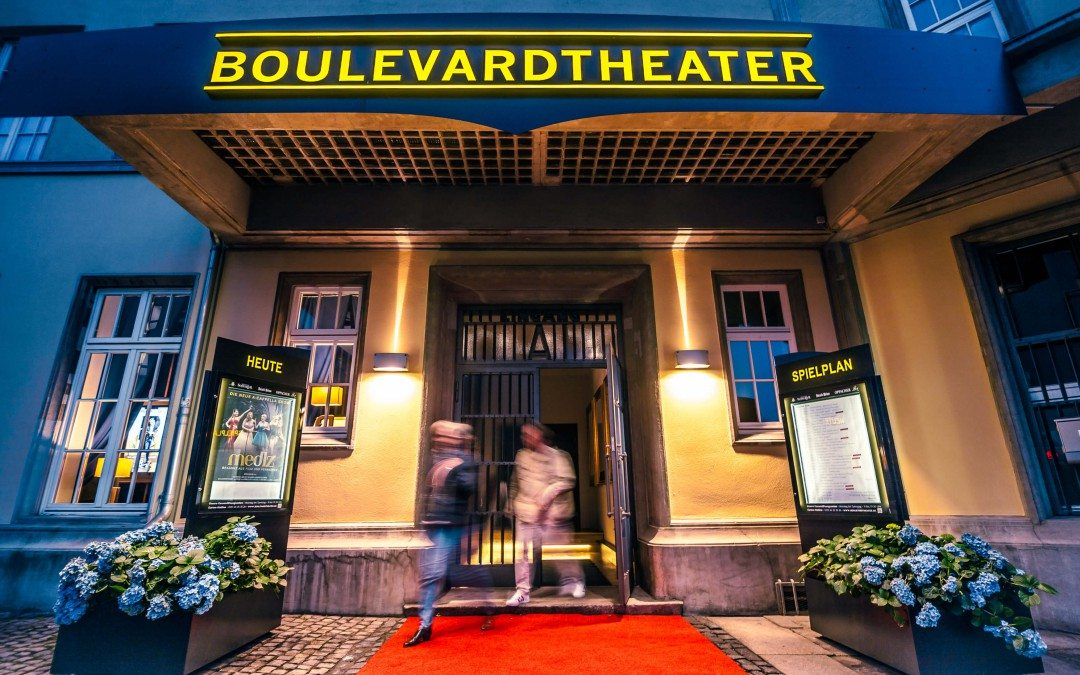 Neue Spielstätte – Boulevardtheater Dresden