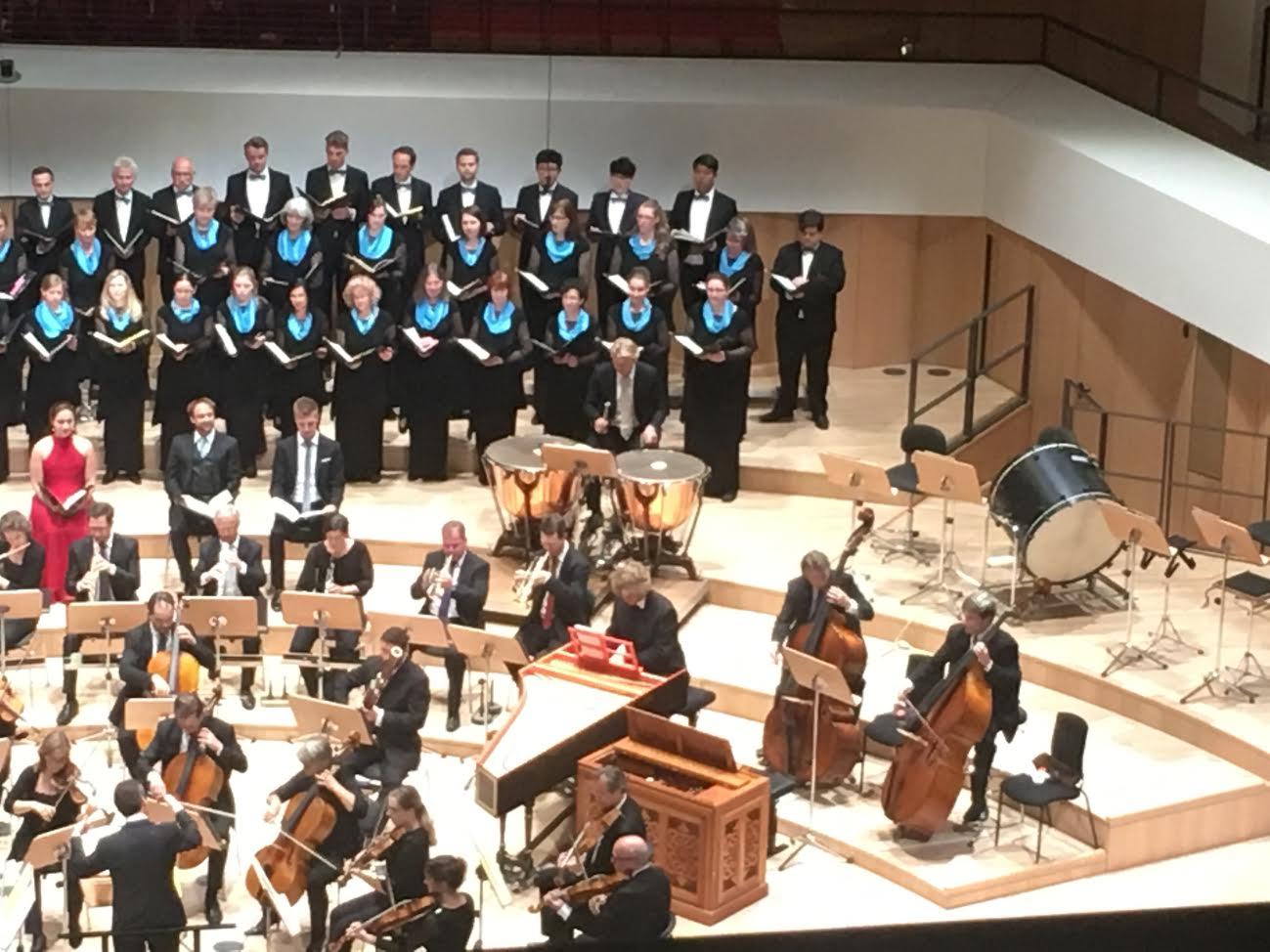 50 Jahre Philharmonisch Chöre