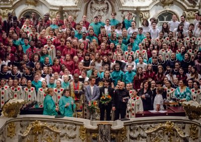 Abschlusskonzert mit Uraufführung - 01.05.18 - ©Martin Gabrüsch + Manfred Zabel15