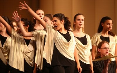 Spendenaufruf für den Moran Choir aus Israel